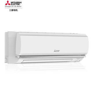 三菱电机 大2匹 变频 壁挂式家用冷暖空调 MSZ-YGJ18VA(白色)(KFR-50GW/BpH) 7169元