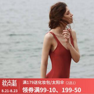 MEMORY BABY MC100R 女士双肩带连体泳衣 119.8元