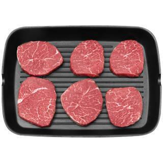 CHEFAVOUR 雪菲 澳洲嫩肩牛排套装 750g/6片 74.5元