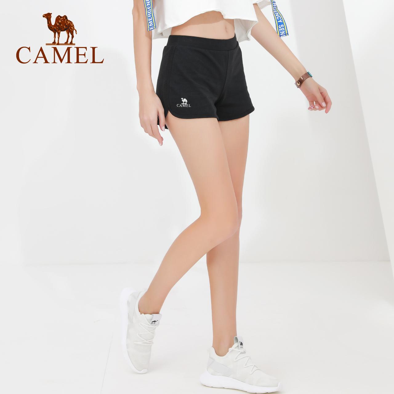 CAMEL 骆驼户外 Z9S206116 男士宽松五分裤 *2件 66.3元(合33.15元/件)