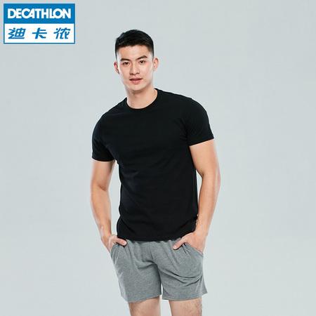 DECATHLON 迪卡侬 DOMYOS MAY 男款运动T恤 19.9元 ¥20