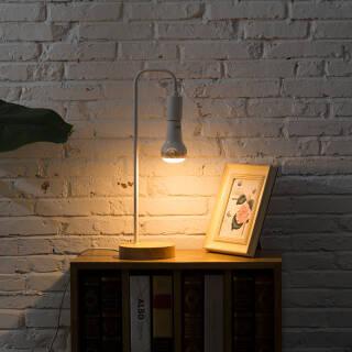 生迪智能早教灯JBL音响音乐灯LED蓝牙音响灯泡学生台灯创意礼物节能灯小夜灯喂奶灯 JBL音箱智能灯泡 *3件 183.78元(合61.26元/件)