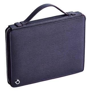 HUGO BOSS 传承系列蓝色A5文件夹 HLH804N 笔记本 记事本+凑单品 1451.6元