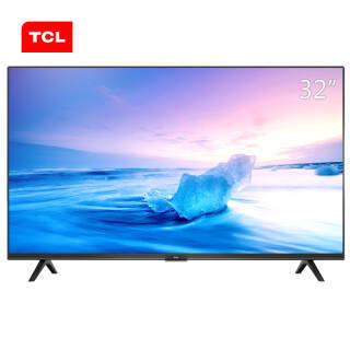 TCL 32L2F 32英寸智能LED液晶电视机 丰富影视教育资源(黑色) 849元
