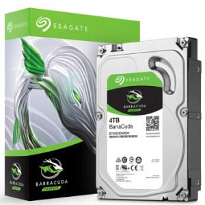 5日10点: SEAGATE 希捷 酷鱼系列 256MB 5400RPM 台式机硬盘 4TB 589元包邮