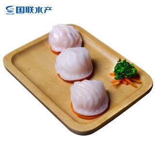 国联 水晶虾饺(马蹄口味) 200g 8只 盒装 *16件 170元(合10.63元/件)