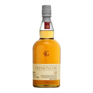 GLENKINCHIE 格兰昆奇 12年单一麦芽苏格兰威士忌 200ml *2件 190.8元(合95.4元/件)