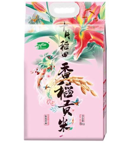 ¥29.5 十月稻田 香稻贡米 东北大米5kg