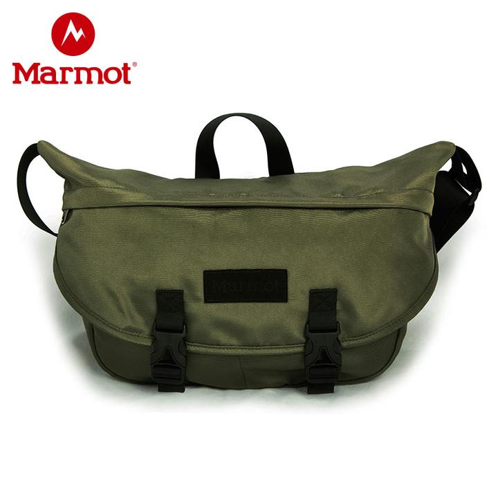 网易考拉黑卡会员: Marmot 土拨鼠 R25810 单肩邮差包 169.92元