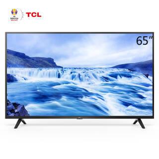 TCL 65L680 65英寸 4K 液晶电视 2564元