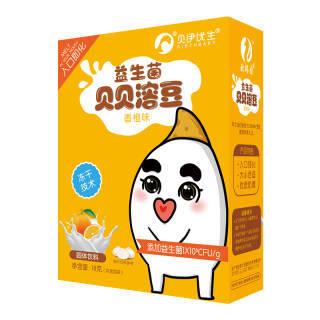 京东PLUS会员:Orientland 欧瑞园 宝宝酸奶溶豆豆 香橙味 18g *3件 38.7元(合12.9元/件)