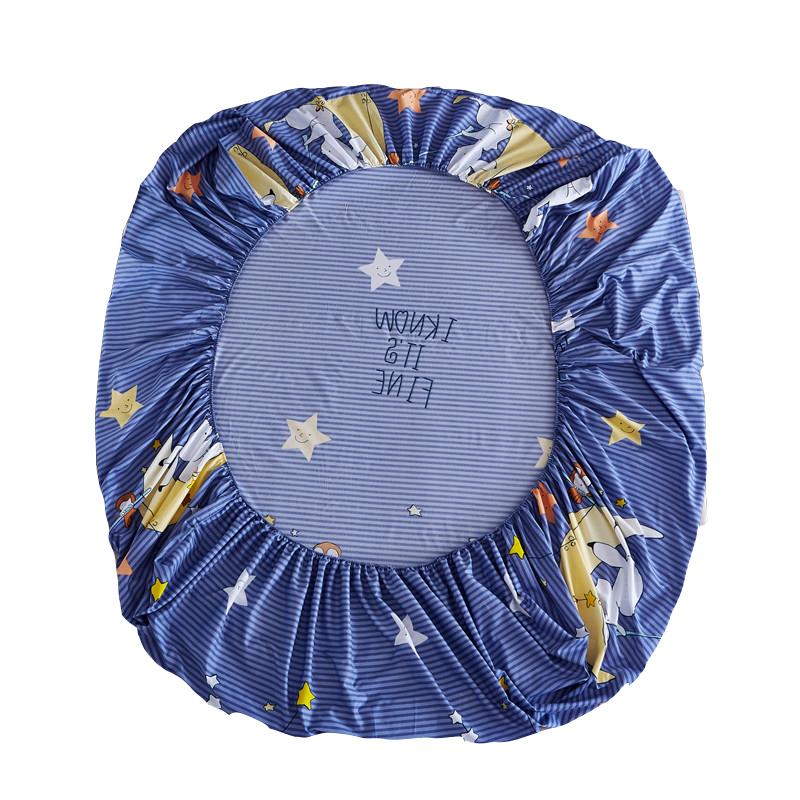 床笠单件防滑固定床罩床套1.8m1.5米席梦思床垫防尘保护床单全包 7.9元