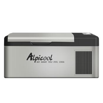 Alpicool 冰虎 压缩机车载冰箱 15L 488元包邮