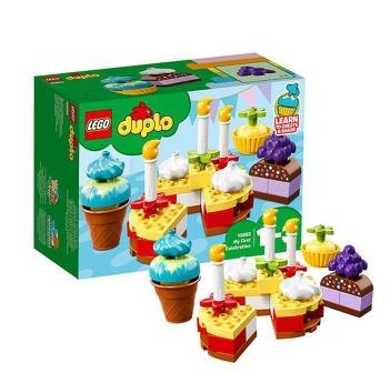 考拉海购黑卡会员: LEGO 乐高 DUPLO 得宝系列 10862 我的第一次庆祝 *2件 194.3元(合97.15元/件)