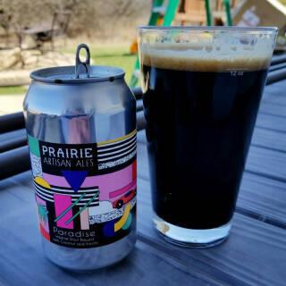 美国进口满分酒 Prairie Bomb 普莱瑞系列帝国世涛 精酿手工啤酒 355ML *3件 249.9元(合83.3元/件)