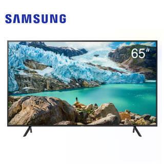 19日0点:SAMSUNG/三星 UA65RUF70AJXXZ 65英寸 4K超高清 HDR画质引擎 网络液晶电视机 4799元