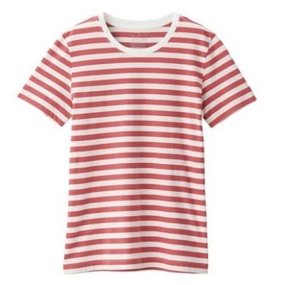 MUJI 无印良品 W9SB145 女士圆领T恤 29元