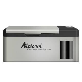 Alpicool 冰虎 车载冰箱 15L车家两用宿舍迷你小冰箱 冷冻冷藏户外旅行压缩机冰箱 587元
