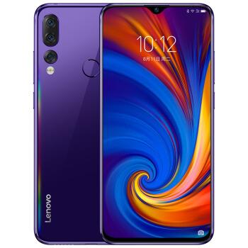 Lenovo 联想 Z5s 智能手机 钛晶蓝 6GB 64GB 947元包邮