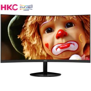 HKC 惠科 C240 23.6英寸 VA显示器(1920×1080、1800R) 599元包邮