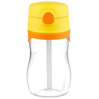 膳魔师(THERMOS) 儿童夏季吸管杯宝宝学饮杯婴儿水杯6个月以上348ML BP5353 OR *4件 136元(合34元/件)
