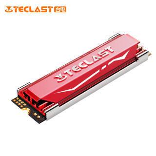 台电 TECLAST 512GB SSD固态硬盘M.2接口 幻影系列 游戏高性能版 三年质保 409元