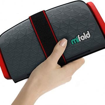 274元免运含税入手!mifold Grab-and-Go 便携式大童安全座椅 (18-45kg) 美国直邮(京东同款¥698)