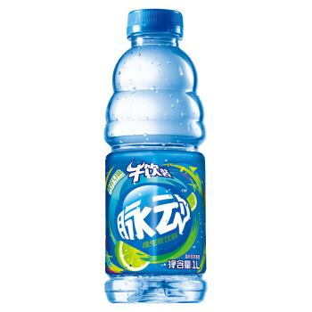 ¥55.9 Mizone 脉动 维生素饮料青柠口味1L*12