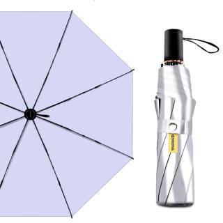 钛银胶防晒太阳伞男女两用晴雨伞防紫外线遮阳伞 35元