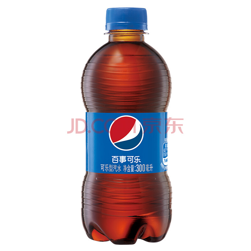 限江苏、安徽: 百事可乐 可乐型汽水 300ml*24瓶 29.9元