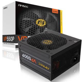 安钛克(Antec) 额定550W VP550P 电脑电源 290.46元