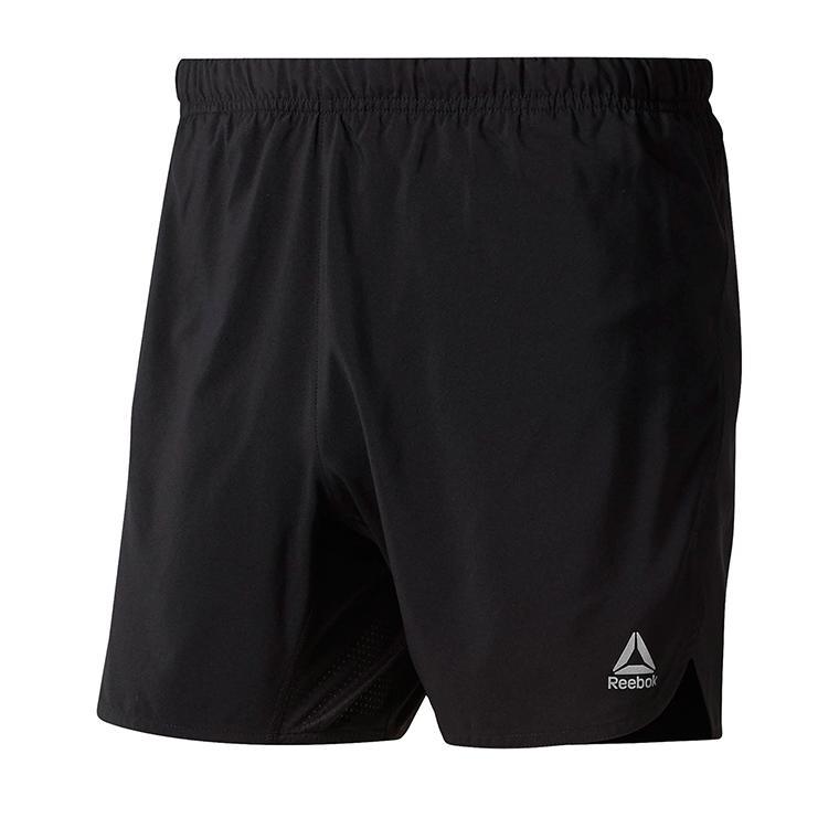 Reebok锐步官方 运动健身 男子跑步短裤 促销价215