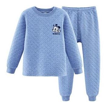 BoBDoG 巴布豆儿童保暖内衣套装 低至24.75元