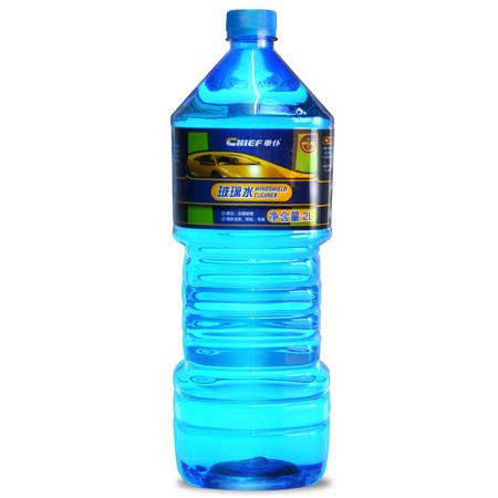 车仆 汽车玻璃水 0度 2L装 *7件 29.3元(需用券,合4.19元/件) ¥29