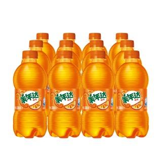 美年达 Mirinda 橙味 汽水碳酸饮料 300ml*12瓶 整箱装 百事可乐公司出品 *6件 67.76元(合11.29元/件)