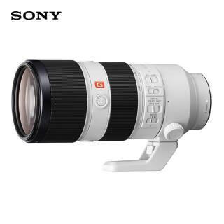 索尼(SONY) FE70-200mm F2.8 GM OSS 远望变焦镜头 16599元