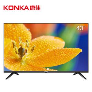 18日0点: KONKA 康佳 LED43E330C 43英寸 液晶电视 999元包邮