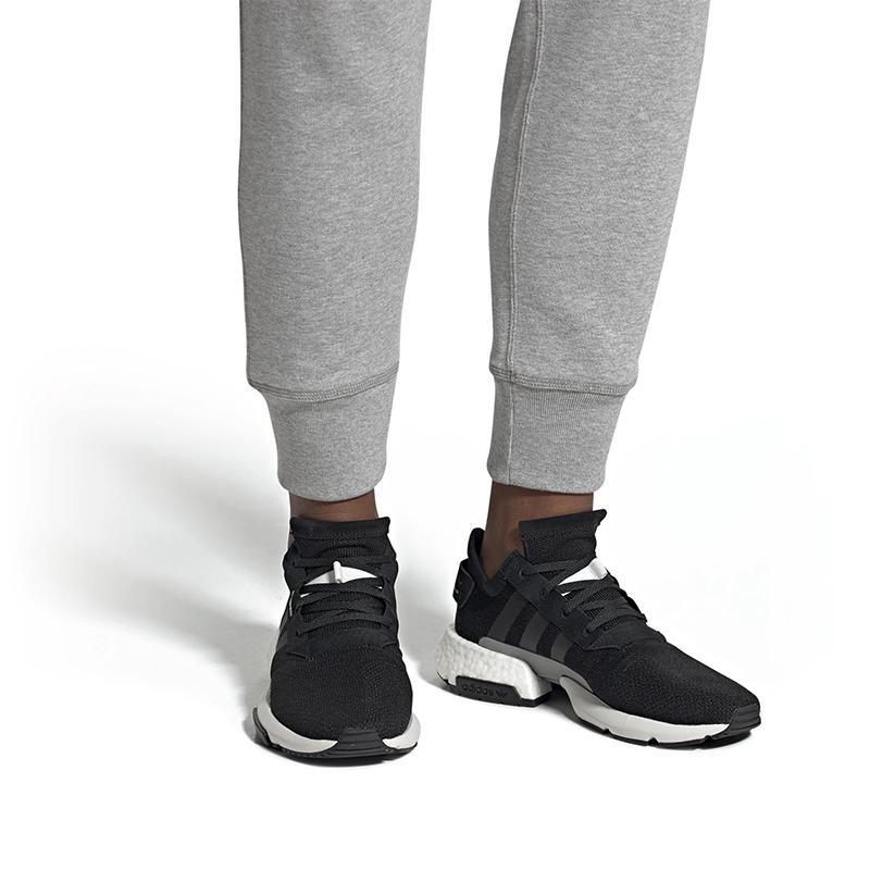 ¥294.72 考拉海购黑卡会员: adidas 阿迪达斯 POD-S3.1 男子休闲鞋