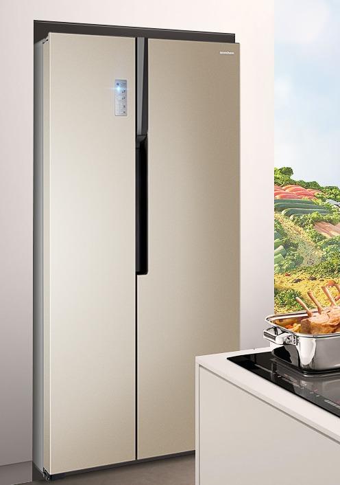 Ronshen 容声 BCD-636WD11HPA 对开门冰箱 636升 2969.1元包邮