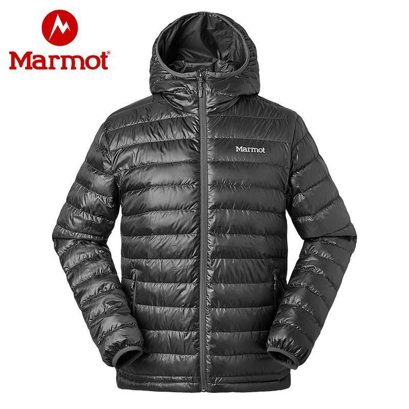 marmot 土拨鼠 V79400 男士羽绒服 671.04元