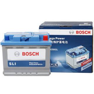 博世(BOSCH)汽车电瓶蓄电池动力神免维护55B24 12V 日产骐达/颐达/骊威 以旧换新 上门安装 309元