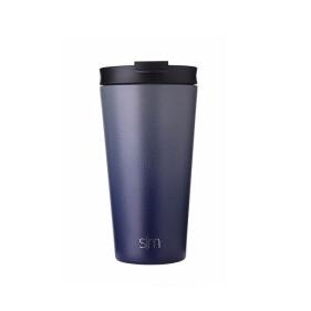 simple|modern 双盖保温咖啡杯 480ml 多色可选 *2 98.5元包邮