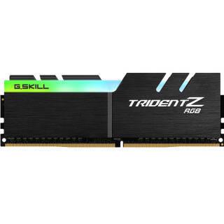 芝奇(G.SKILL) 幻光戟 RGB DDR4 3000MHz 台式机内存 16GB 599元