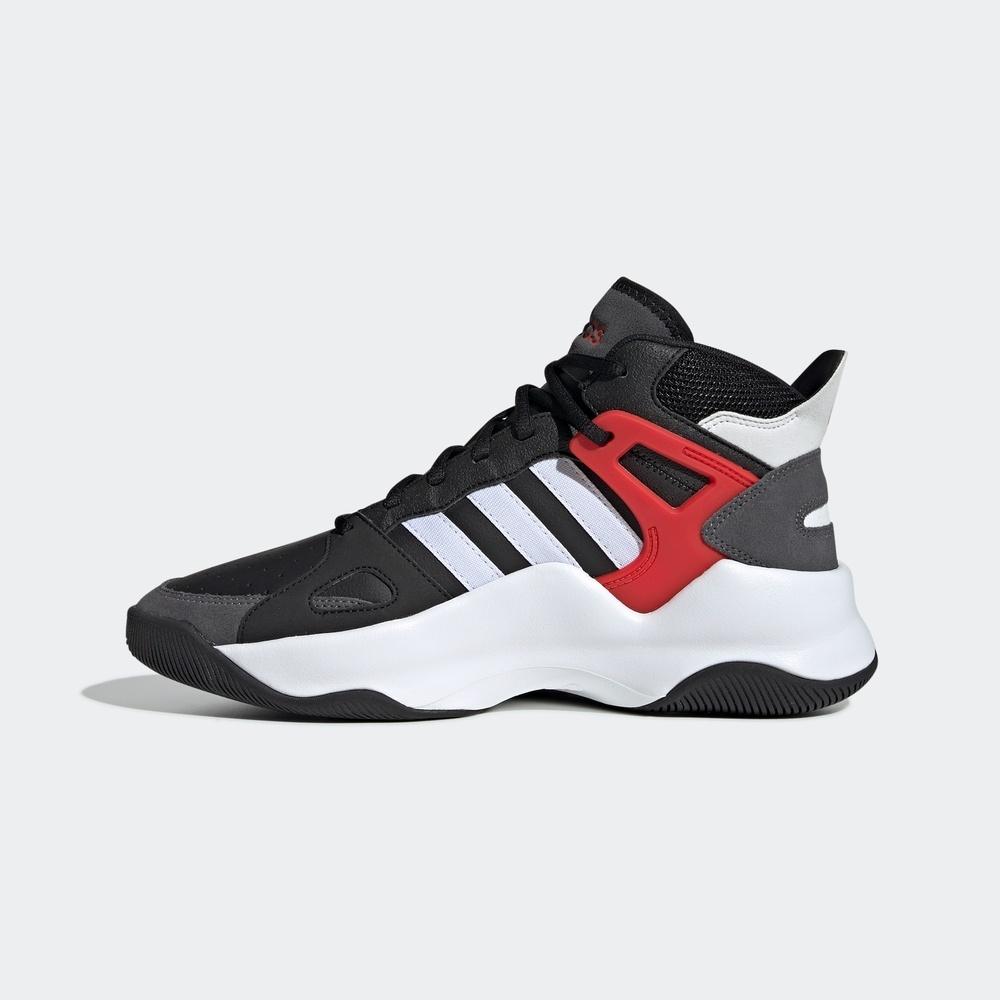 21日0点、双11预售:阿迪达斯(adidas) STREETSPIRIT 男子休闲鞋 429元