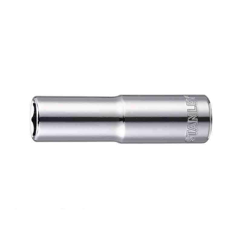 史丹利加长六角套筒头套装 汽车维修理五金工具1/2寸12.5mm接口 13.84元