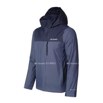 Columbia 哥伦比亚 RE1003 男子奥米防水冲锋衣 504元包邮