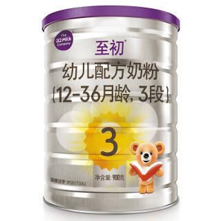 艾尔(a2) 至初 婴儿配方奶粉 3段 900g 国行版 298元