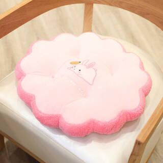 加厚坐垫卡通花朵屁股坐垫办公室电脑椅子垫 45cm厚度约10cm 21.9元