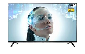TCL D55A730U 55英寸 4K 液晶电视 1499元包邮(需用券)