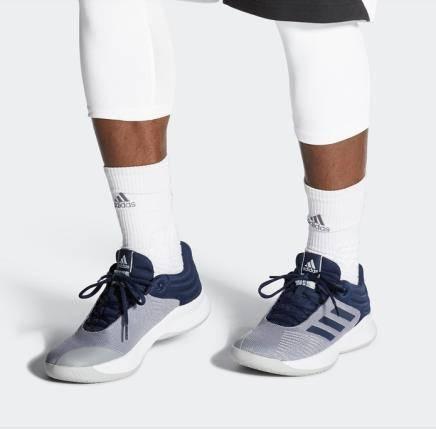 ¥159 adidas Pro Spark 2018 Low男场上 篮球运动鞋F99903 159
